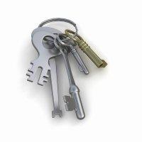 3d модели ключей